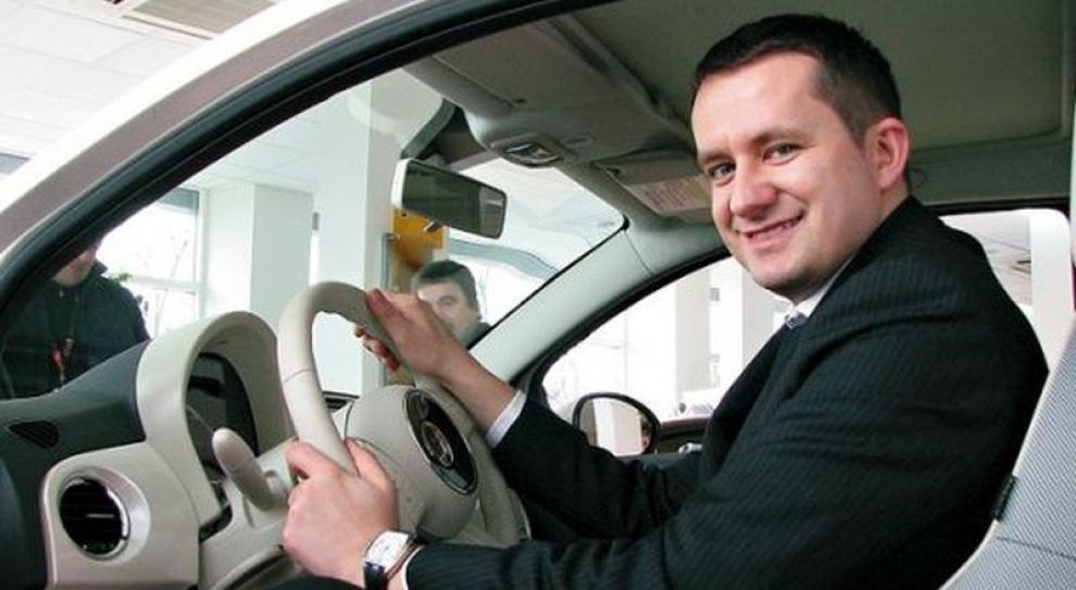 Marek Kisz nowym dyrektorem handlowym Fiat Auto Poland