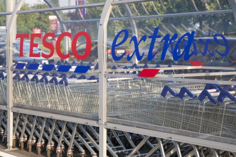 Większość pracowników Tesco Poland otrzymało 3-4 proc. podwyżki