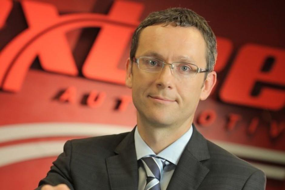Rafał Wyszomirski dyrektorem w Nexteer Automotive