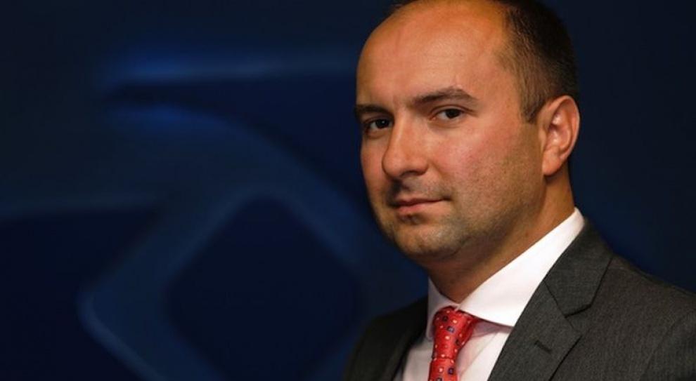 Łukasz Boroń nowym prezesem PKP Cargo