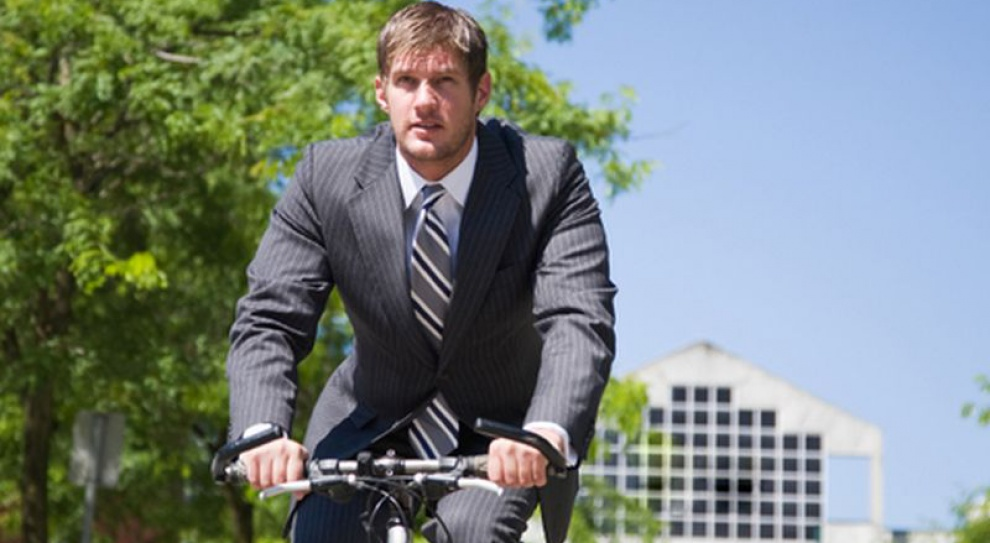 A ty jeździsz na rowerze?