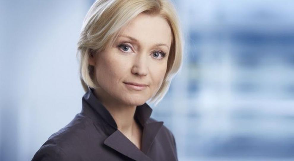 Monika Nachyła na czele zarządu Banku BGŻ