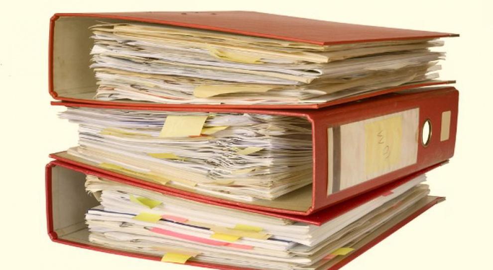 Dokumenty należy przechowywać aż pięć lat