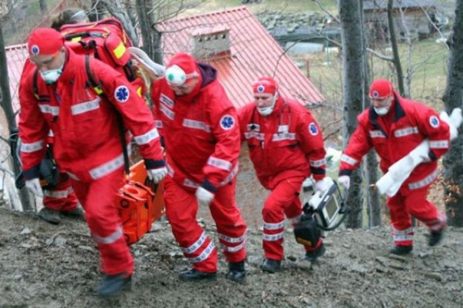 PRRM domaga się ustawy o zawodzie ratownika medycznego