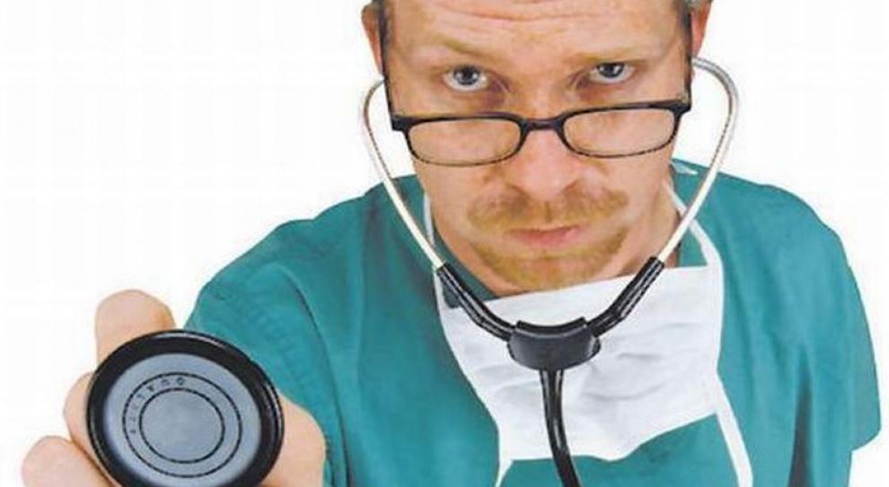 Obojętny i zniechęcony do pracy - taki stan lekarzy może negatywnie odbić się na pacjentach