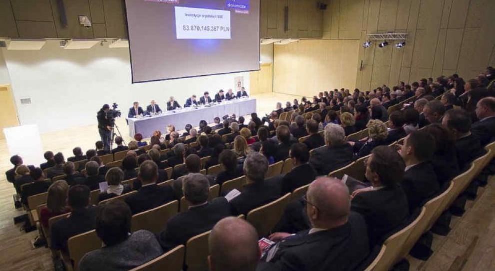 Międzynarodowe koncerny inwestują w Polsce dzięki istnieniu SSE