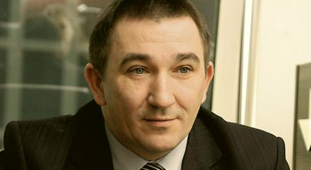 Przemysław Chabowski nowym prezesem Pamapolu