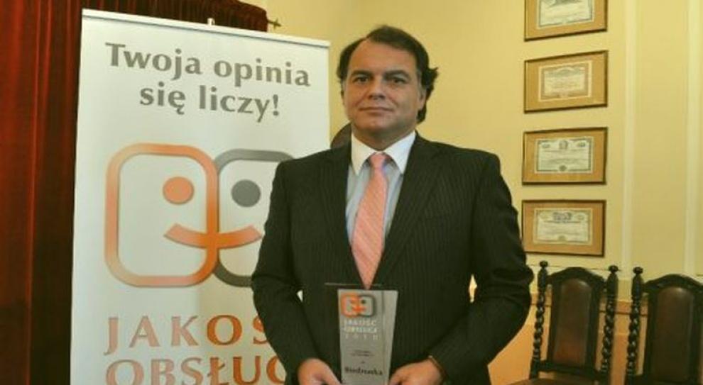 Carlos Saraiva nowym szefem spółki Eurocash Franczyza