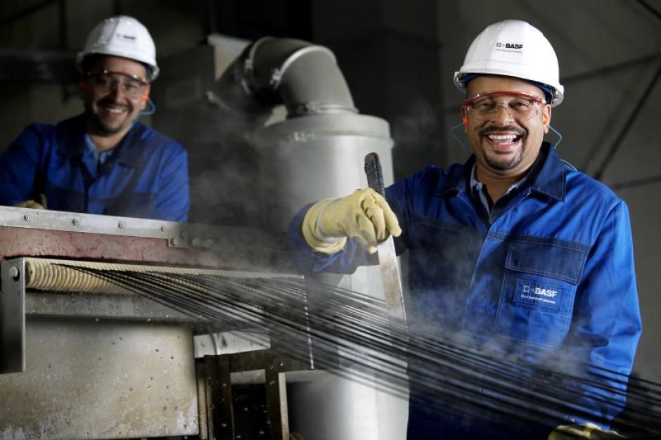 BASF: 4,2 mln euro premii dla pomysłowych pracowników