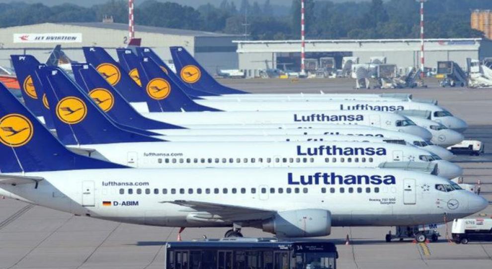 700 lotów odwołanych: personel Lufthansy strajkuje