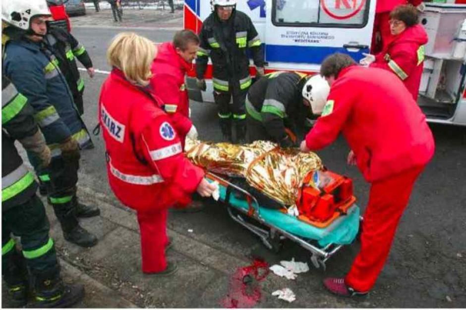 Olsztyn: psycholog ma pomóc w walce ze stresem ratownikom medycznym