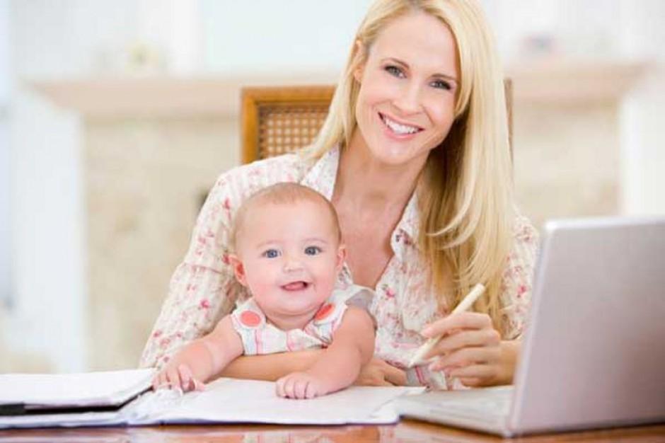 Przedsiębiorcza mama to zaradne dziecko