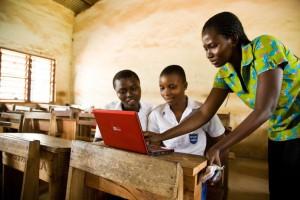 CSR w wydaniu Ericssona: nauka przez internet od Brazylii po Ghanę i dużo więcej