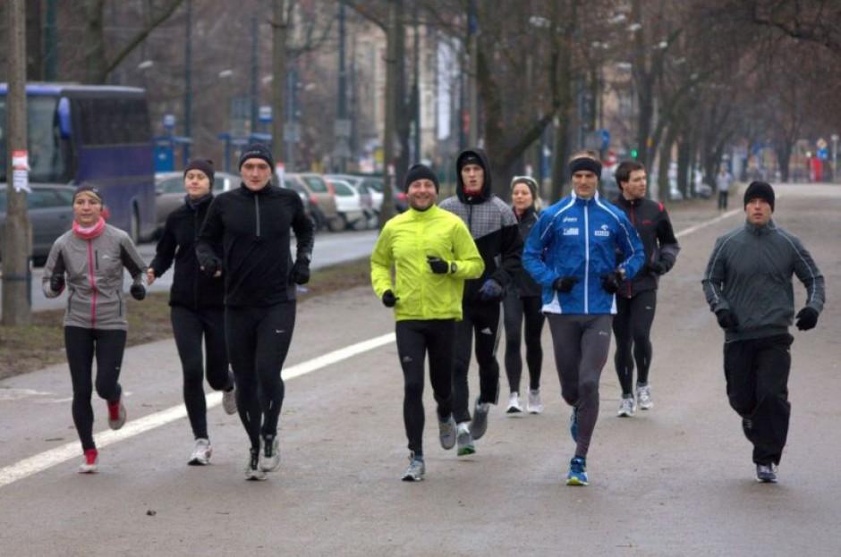Pracownicy Orlenu będą protestować na mecie maratonu