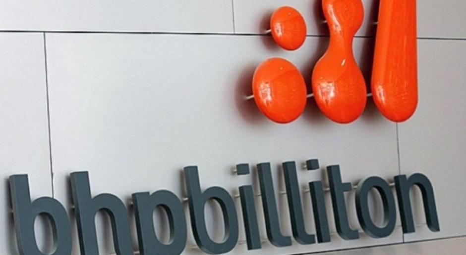 Wielkie zmiany kadrowe w BHP Billiton