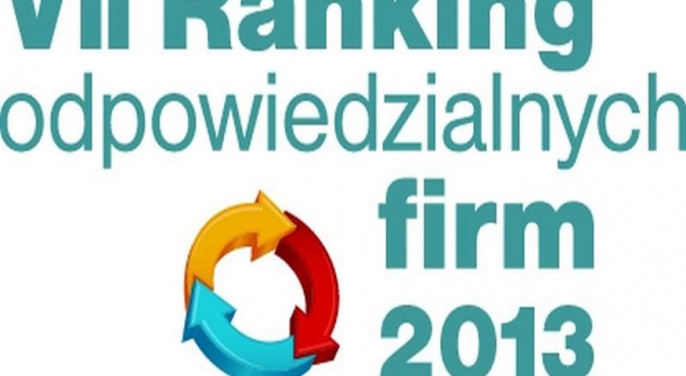 Znamy laureatów VII Rankingu Odpowiedzialnych Firm