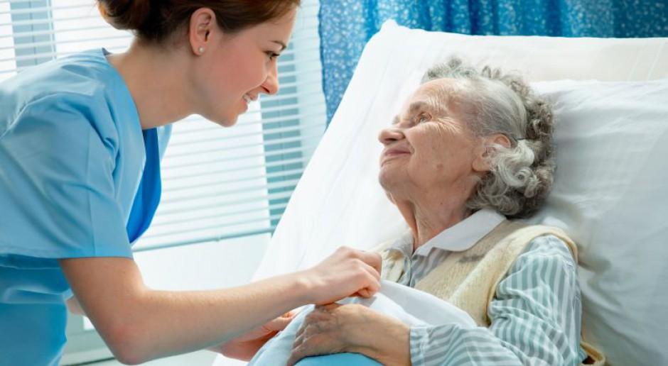 Ofert pracy dla pielęgniarek najwięcej z Niemiec