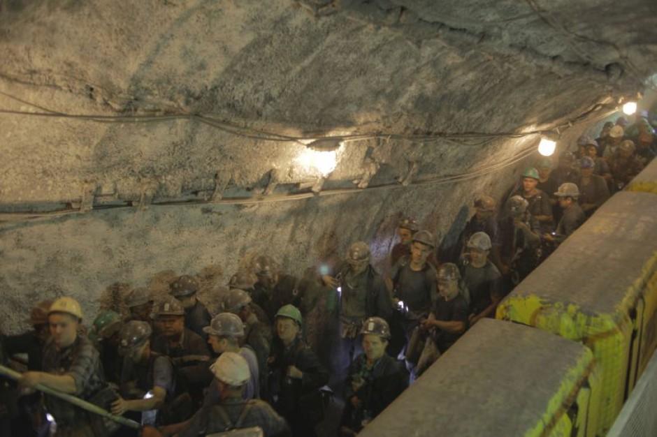Oryginalne pomysły na BHP w kopalni Śląsk