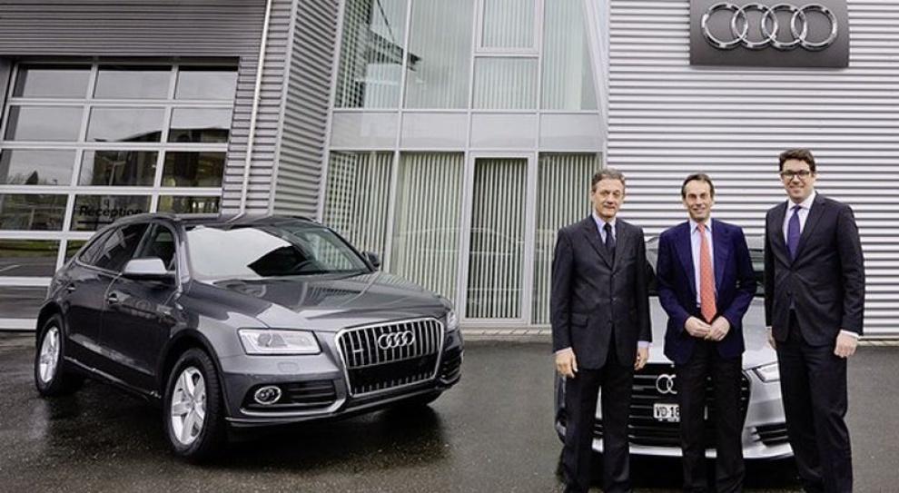 Audi w czołówce najlepszych europejskich pracodawców