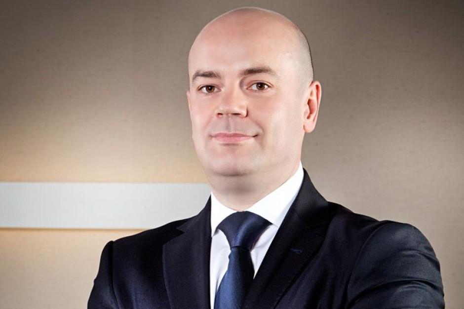 Mikołaj Woźniak nowym prezesem zarządu Volkswagen Bank Polska