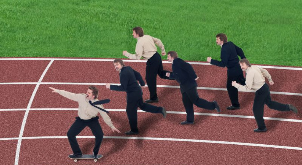 Idealnie dopasowani, czylipersonal-organisation fit natapecie