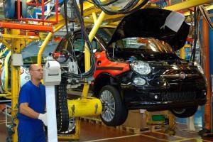 Fabryka Fiata będzie pracować w dwie kolejne soboty