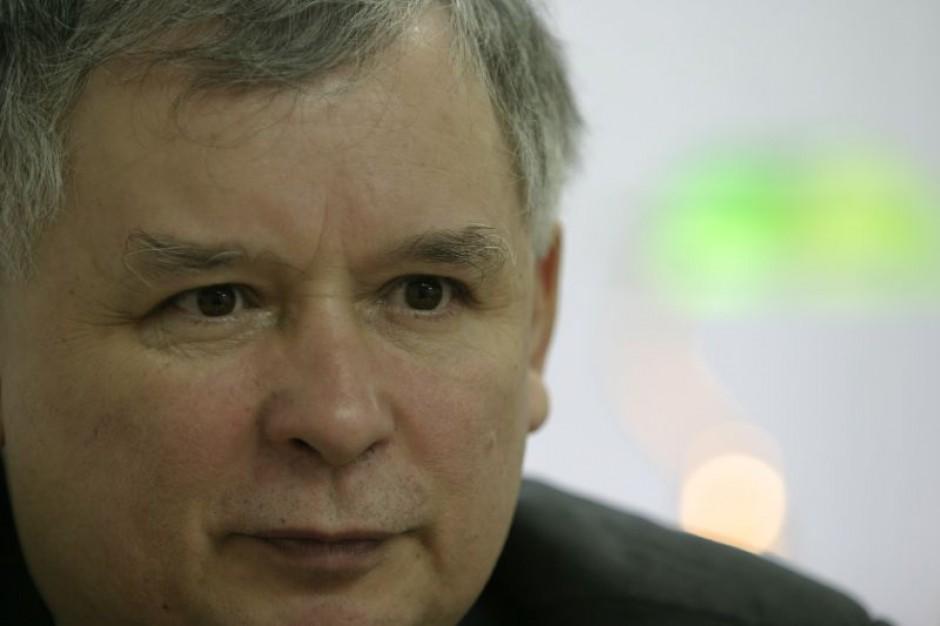 """Kaczyński: obecna władza prezentuje """"postawę całkowitej bierności"""" wobec problemu bezrobocia"""