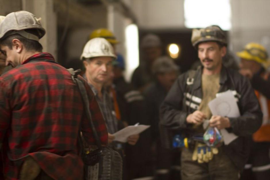 Górnictwo: myślami przy górniczym zespole trójstronnym