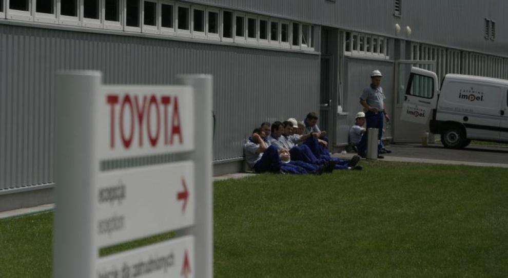 Grube miliony dla członków zarządu i dyrektorów Toyoty