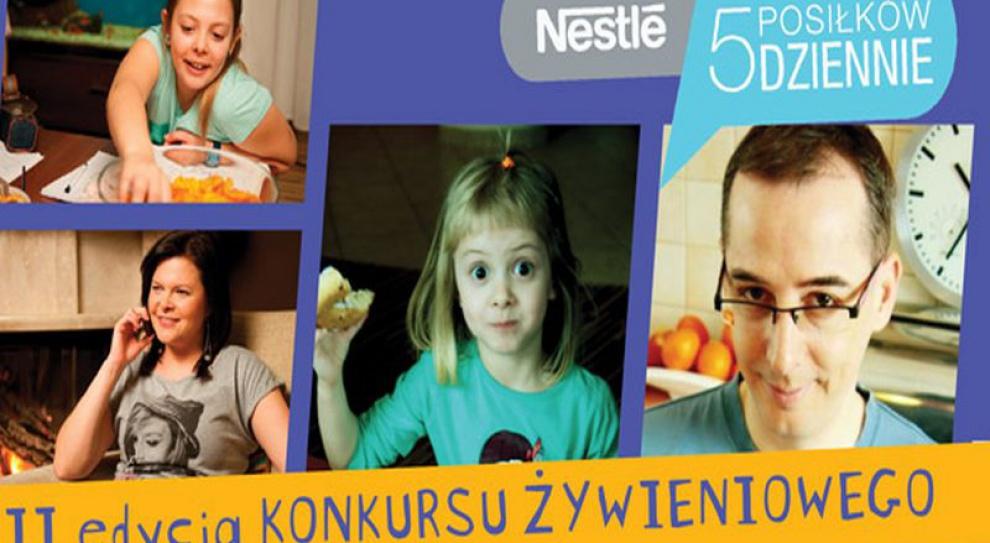 Nestlé wspiera rozwój przyszłych żywieniowców