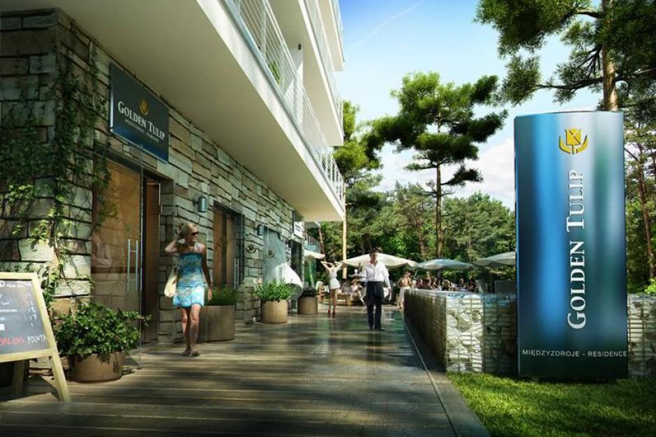 Nowy dyrektor generalny hotelu Golden Tulip Międzyzdroje Residence