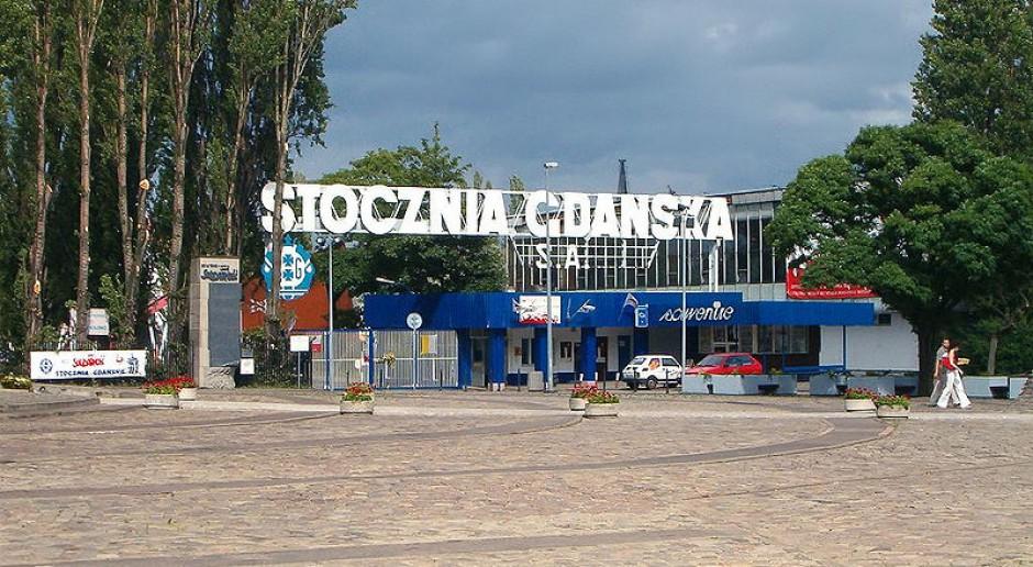 Z powodu problemów finansowych Stocznia Gdańska wypłaci wynagrodzenia w ratach
