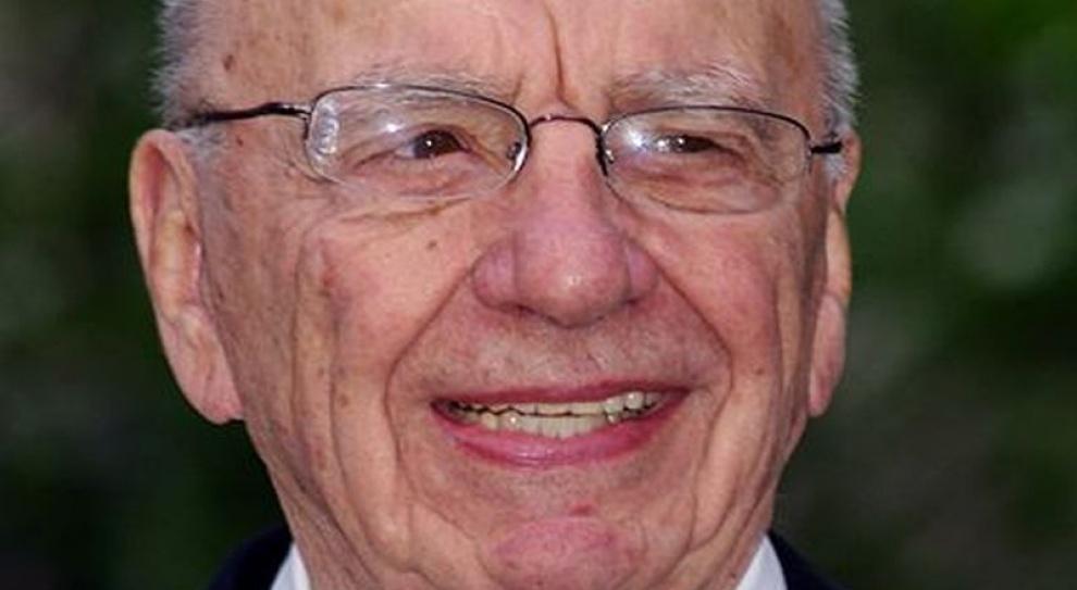 Rupert Murdoch rozwodzi się