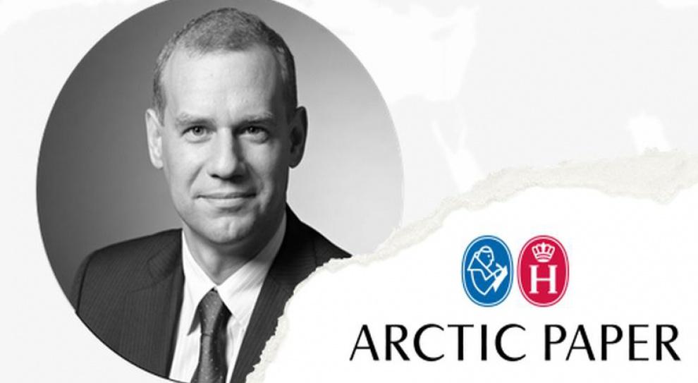 Michał Jarczyński opuszcza fotel prezesa Arctic Paper