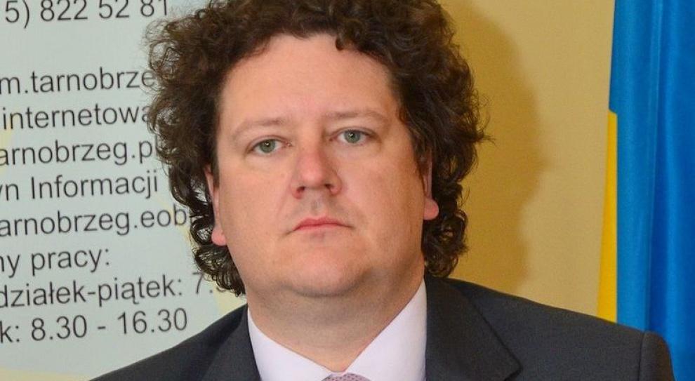 Łukasz Dybus zastępcą prezydenta Tarnobrzega