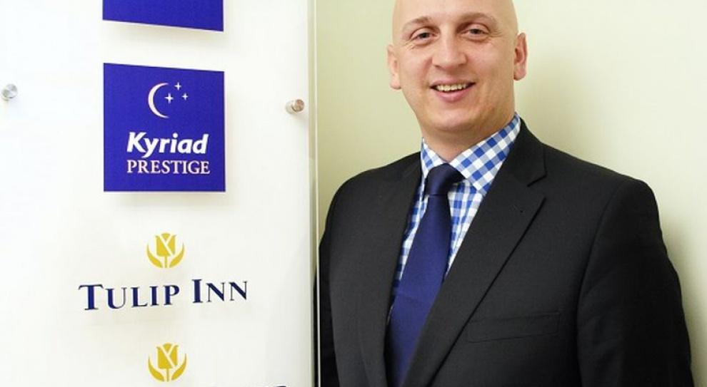 Tomasz Szyszka dyrektorem sprzedaży w Louvre Hotels Group