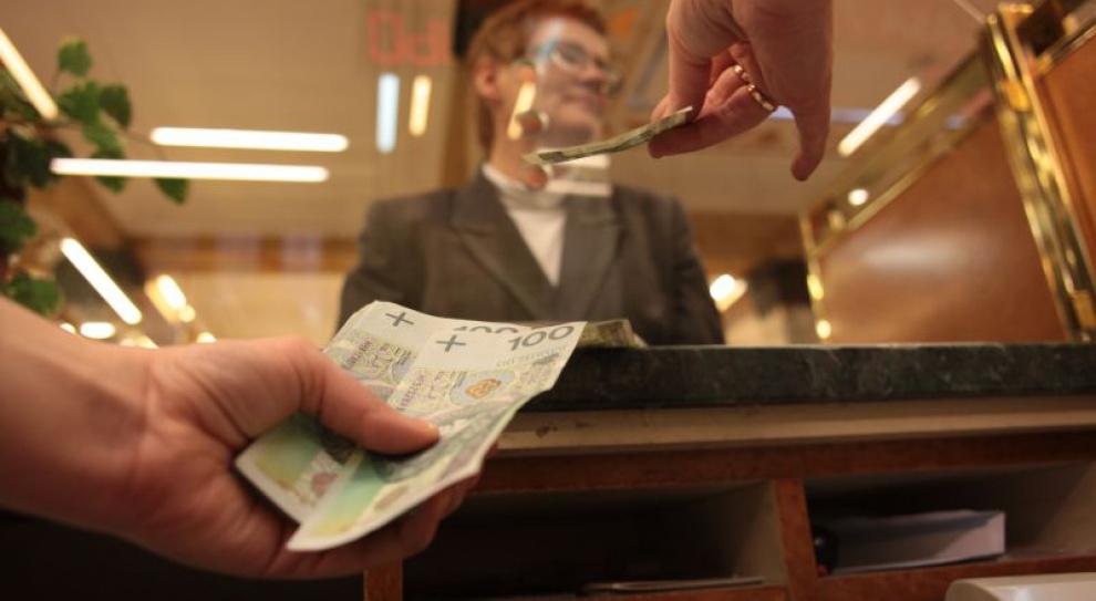 Spada zatrudnienie w bankowości