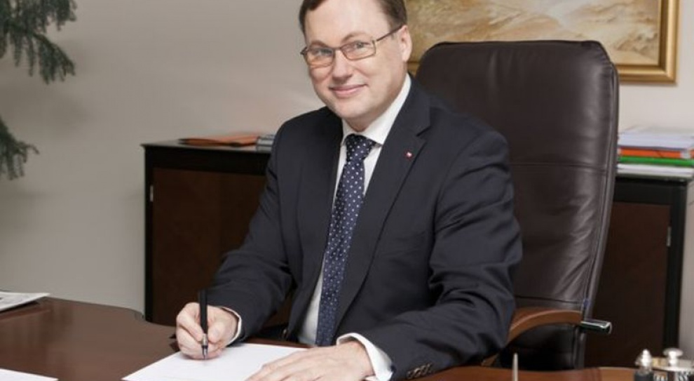 Grzegorz Bierecki na czele Światowej Rady Unii Kredytowych