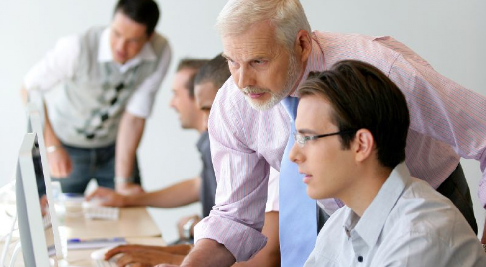 Mentoring dla młodego biznesu