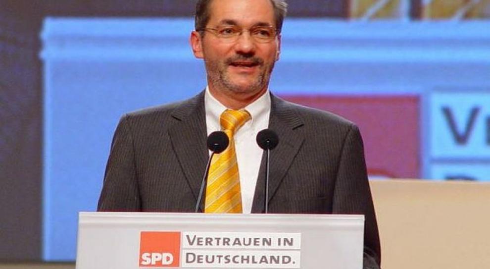 Premier Brandenburgii Matthias Platzeck rezygnuje ze stanowiska