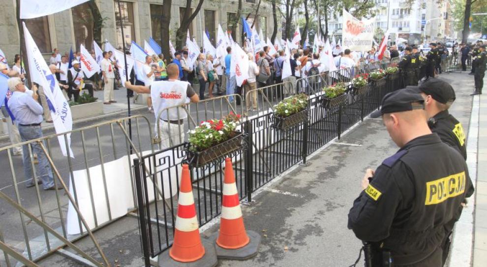 Związkowcy uzgadniają szczegóły wrześniowego protestu