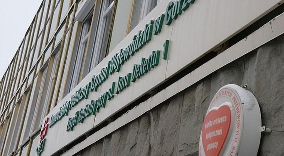 Piotr Dębski będzie prezesem po przekształceniu szpitala w Gorzowie Wlkp.
