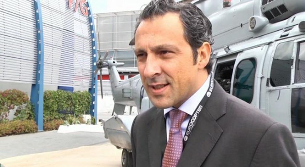 Eurocopter obiecuje miejsca pracy i wielkie inwestycje