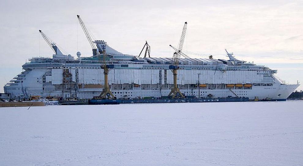 Zamkną fińską stocznię STX Finland - 700 osób straci pracę