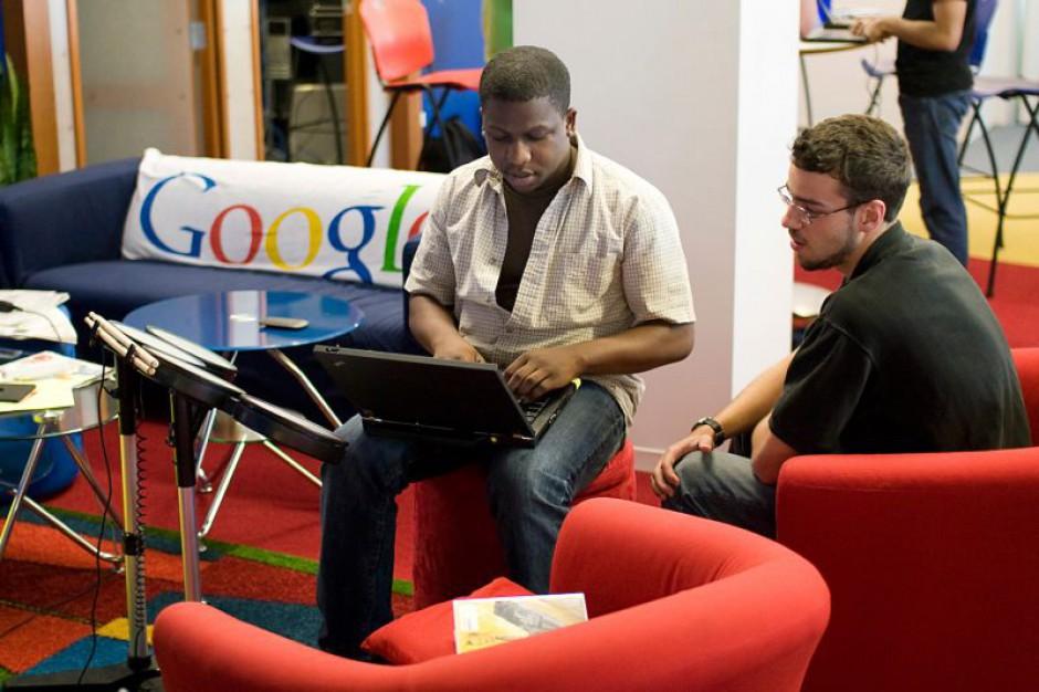 Google najlepszym pracodawcą świata. Kto rządzi w Polsce?