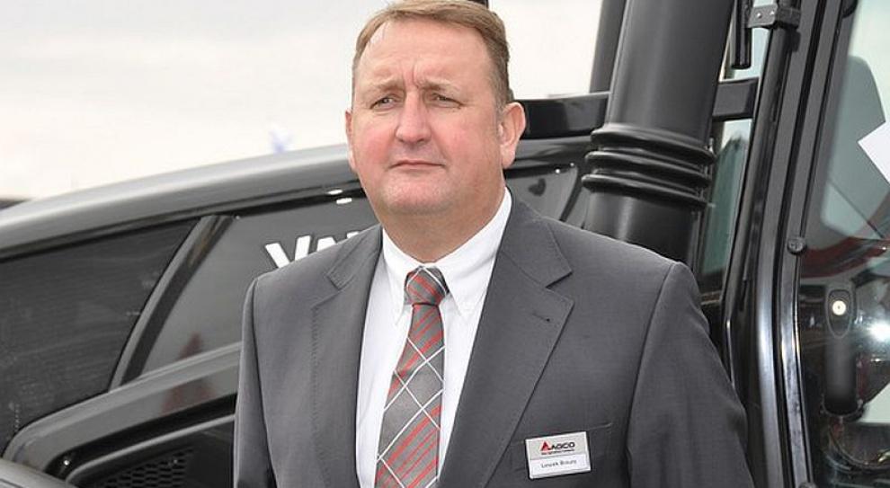 Leszek Brzuzy będzie country managerem w  firmie AGCO