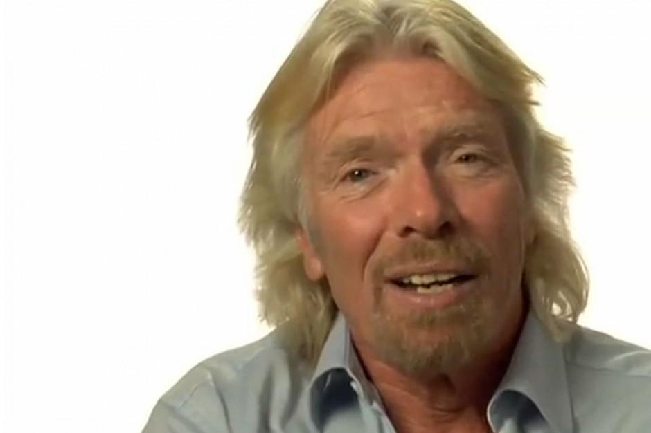 Richard Branson: osobowość kandydatów ważniejsza od ich umiejętności