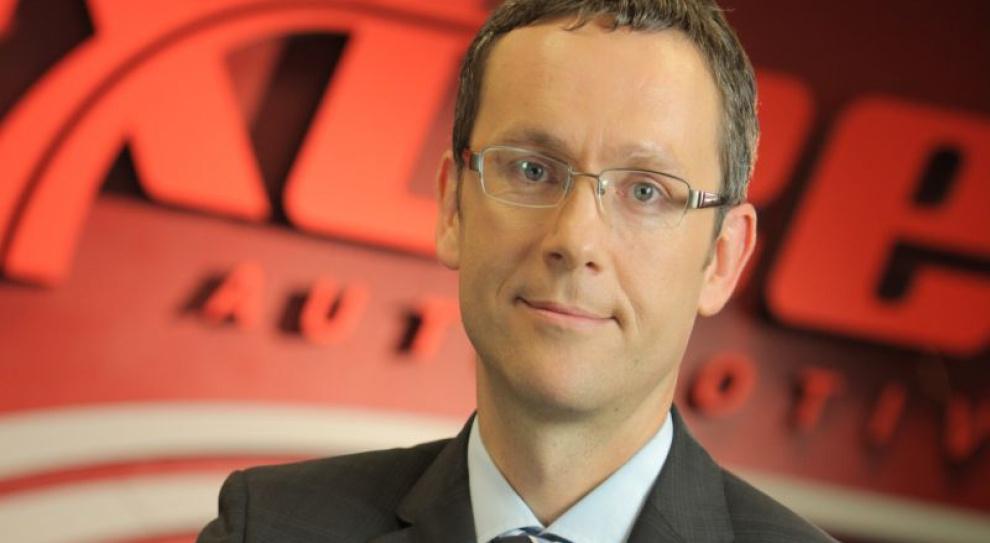 Rafał Wyszomirski wiceprezesem Nexteer Automotive