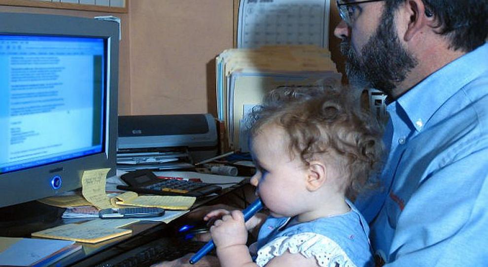 Rodzicielstwo nie przeszkadza w pracy