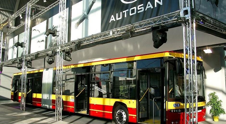 Sąd ogłosił upadłość likwidacyjną Autosanu z Sanoka